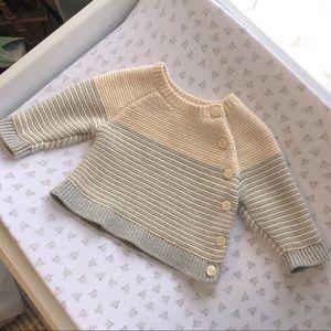 Baby Gap knit sweater